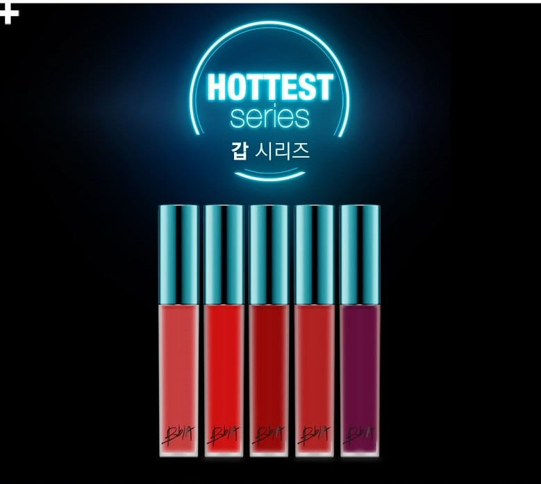 Son Kem Lì Bbia Last Velvet Lip Tint Version 1