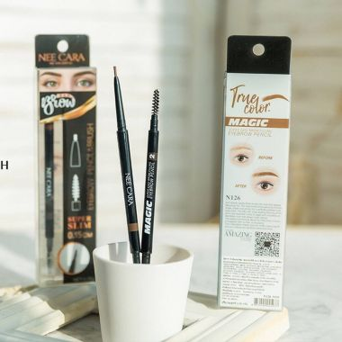 Chì kẻ mày Nee Cara Magic Super Easy Brow Filling Eyebrow Pencil N126